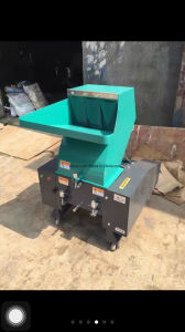 China Plastic Pet Bottle Crusher Plastic Film Rubber Crusher pictures & photos