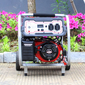 Bison 2.5kw Portable Cam Professional Gasoline Generator pictures & photos