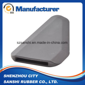 OEM Custom Square Rectangle Round Rubber Cover pictures & photos