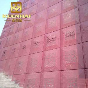 Customized Decorative Metal Outdoor Wall Panel for Sale pictures & photos
