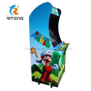26 Inch Customized Layout Upright Arcade Game Machine pictures & photos