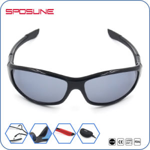 Men Polarized PC Sunglasses Cycling, Fishing, Golf with Custom Logo pictures & photos