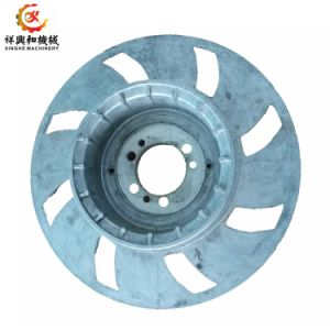 Ductile Iron Castings Wheel Aluminum Pulley Foundry pictures & photos