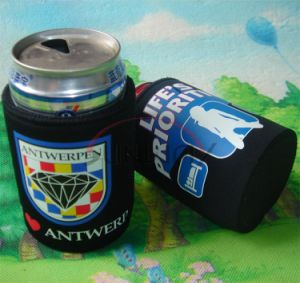 Customized Insulated Neoprene Sublimation Drink Can Cooler, Stubby Holder (BC0077) pictures & photos