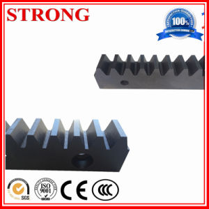 M1-10 High Quality Steel Forging Gear Rack for Machinery pictures & photos