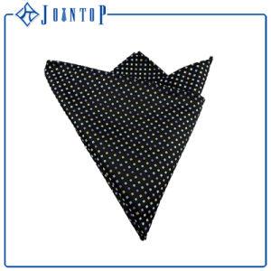 Fashion Silk Custom Pocket Square Stripes Handkerchief pictures & photos