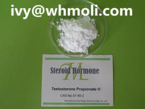 White or Almost White Crystalline Powder Testosterone Propionate CAS 57-85-2 pictures & photos