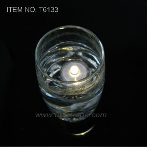 Floating Waterproof LED Candle Tea Light (T6133) pictures & photos