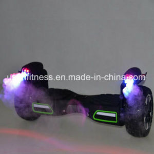 Hot Sale 8.5 Inch Electric Scooter with Flame Lamp pictures & photos