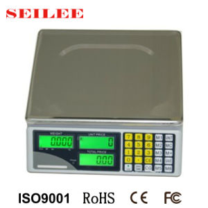 Digital Pricing Weighing and Counting Scale pictures & photos