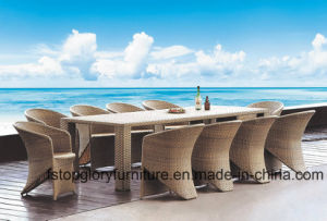 Dining Outdoor Furniture with Table and Chairs (TG-1609) pictures & photos