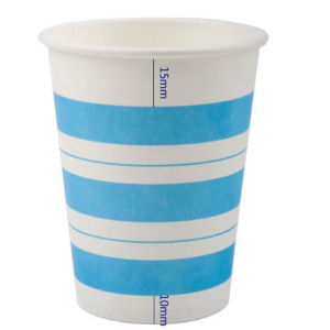 Colorful Paper Coffee Cups Tea Cups Drink Cups pictures & photos