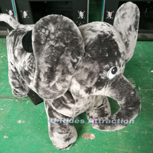 Elephant walking animal big size ride for parents and kids together pictures & photos