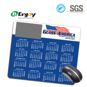 Computer Rubber Mouse Pad with Full Color Custom Printing pictures & photos