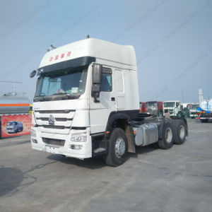 Sinotruk HOWO 6X4 Head 371HP Tractor Truck China Manufacturer pictures & photos