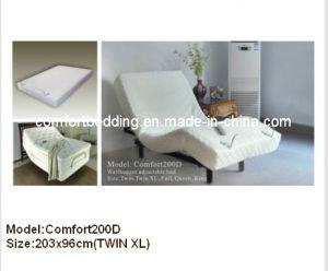 Massage Adjustable Electric Bed (Comfort200D) pictures & photos