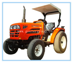 28HP 4WD Small Garden Tractor (LZ284) pictures & photos