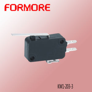 16A 250V Micro Switch with Lever Roller pictures & photos