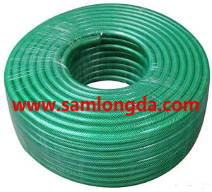 Green PVC Garden Hose pictures & photos