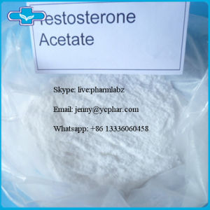 Muscle Building Hormone Steroid Test Acetate Testosterone Acetate pictures & photos