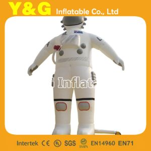 Inflatable Spaceman Shape (GC108)