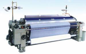 Clj-190 Double Nozzle Plain Shedding Water Jet Loom Weaving Machinery pictures & photos