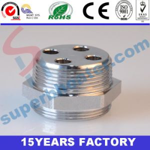 1.5 Inch Iron Chromium Plated Flanges with 4 Hole pictures & photos