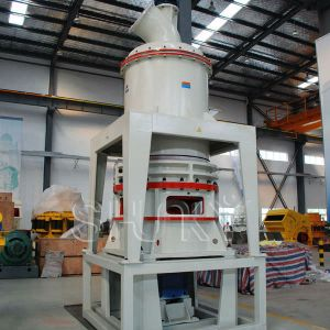 Shunky High-Pressure Suspension Mill