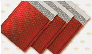 Color Aluminized Air Bubble Envelope/ Mailer