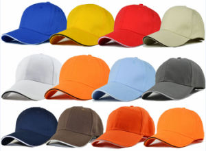 Wholesale Blank Promotional Baseball Cap for Custom Logo Design Hats