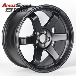 14-18 Inch Optional Alloy Wheel with PCD 4/5X100-114.3 or 5X114.3-120 pictures & photos