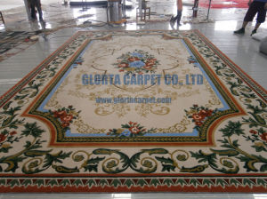 High Quality Acrylic Handtufted Carpet pictures & photos