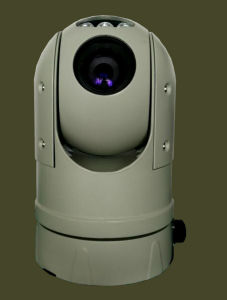 Laser Assisted 1km Thermal Image Mini Infrared PTZ HD 4k 3840 X 2160@30fps Camera pictures & photos