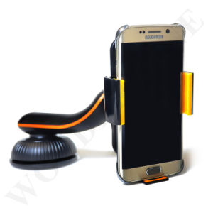 2016 Hot Products Mobile Phone Qi Wireless Car Charger with Stand, Wireless Rechargeable Mobile Phone Battery pictures & photos