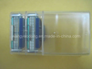 2′s Razor Blades Compatible for Gillette Mach3 Turbo Handle