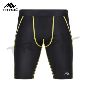 Men′s Sport Short Male Gym Tight Short Pants