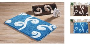 Microfiber Tufted Rugs, Super Soft and Absorbent T068 pictures & photos