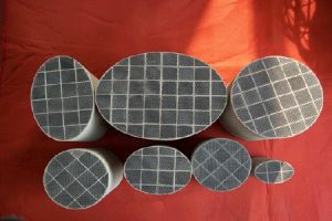 High Quality Sic Diesel Particulate Filter pictures & photos
