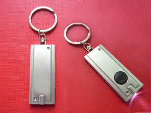 Expensive Metal Keychain With LED Spotlight (ZS-850)