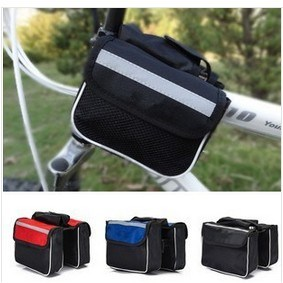 Bicycle Bag on The Tube / Saddle Bag Bike Accessories pictures & photos