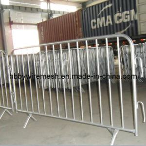 Hot-DIP Galvanized Crowd Control Barriers