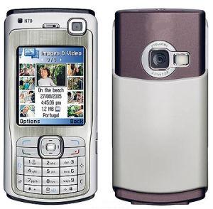 Mobile Phone (N70)