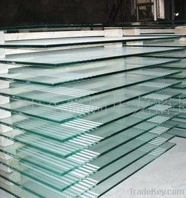 Ce Approved Tempered Colored Laminated Tempered Glass (JINBO) pictures & photos