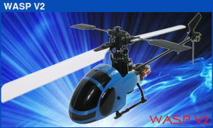 R/C Helicopter 4ch (HFQ02-3)