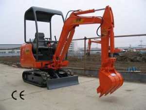 1.6 Ton Mini Crawler Excavator CE Approved (ZY16) pictures & photos