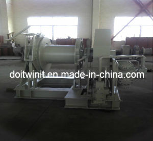 Marine Hydraulic Winch pictures & photos
