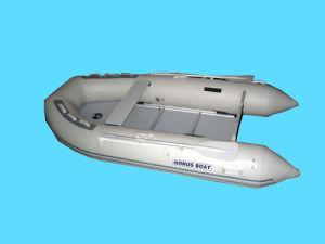 Plywood Boat (HRF330)