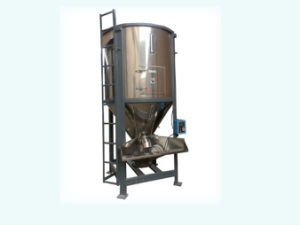 300 Kg to 15 Tons of Vertical Agitator Plastic Mixing Machine in Stock Now