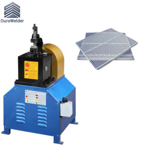 Steel Wire Mesh Edge Cutter and Trimming Machine pictures & photos