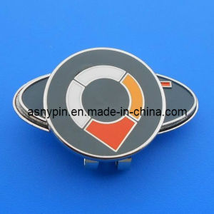 Ball Marker with Hat Clip (AS-LU-Ball Marker-104) pictures & photos